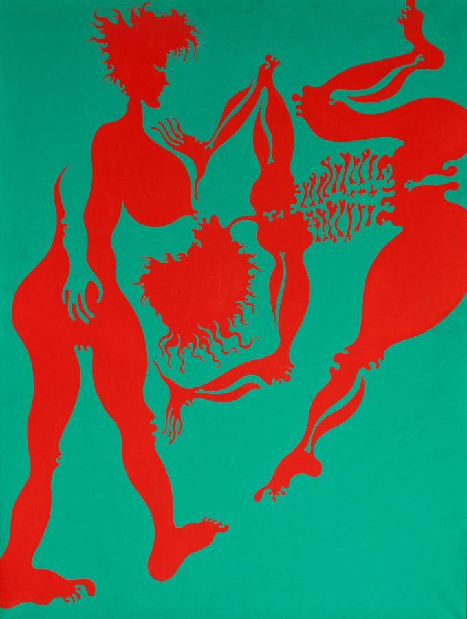 Spacer ssaków, 1972 r. - 2