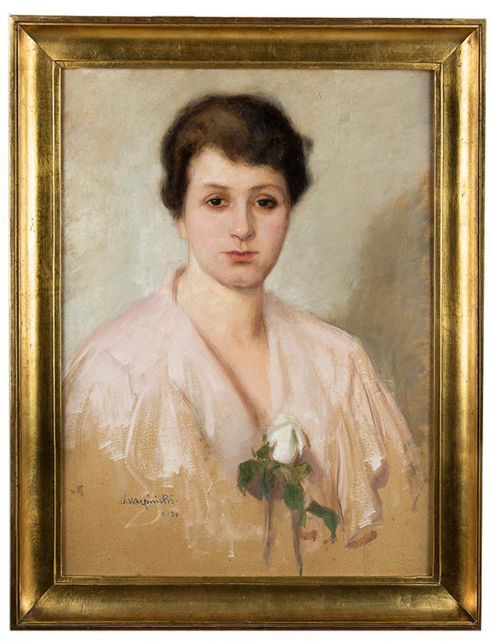 Biała róża, 1920 r. - 1