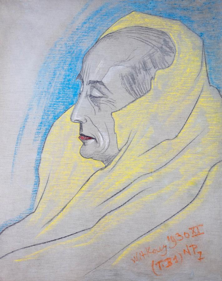 Portret Edmunda Strążyskiego, 1930 - 1