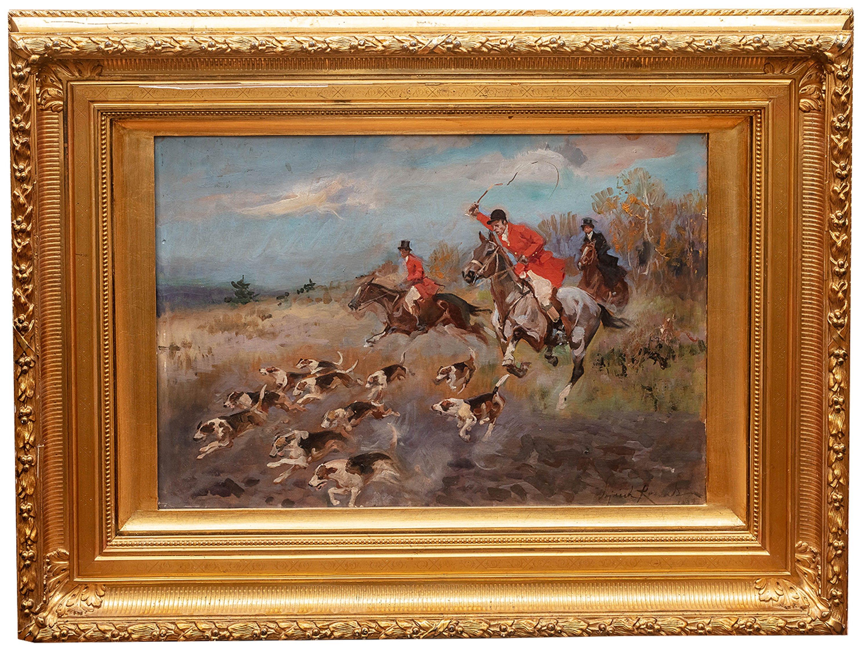 polowanie-par-force-wojciech-kossak-1408591