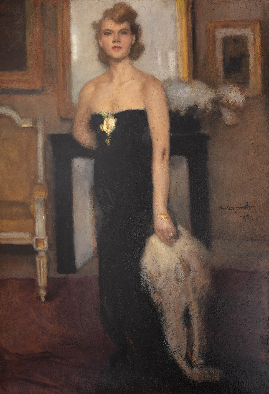 portret-pani-j-1952-r-alfons-karpinski-736617
