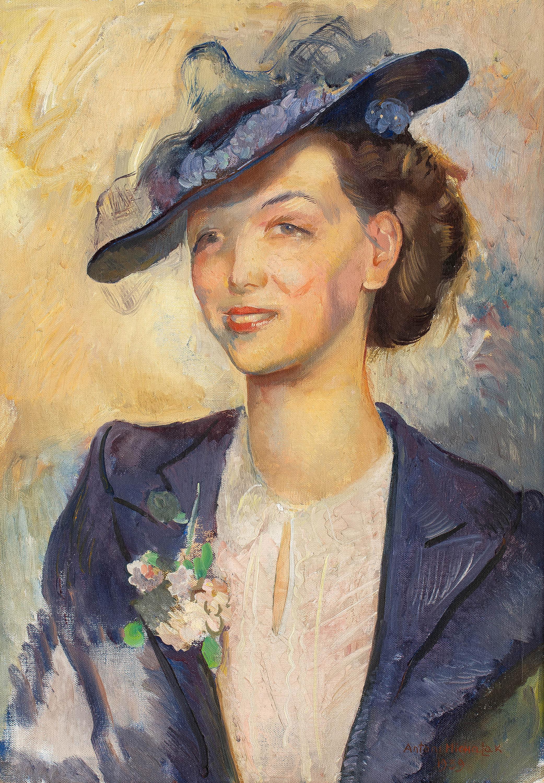 portret-kobiety-1939-r-antoni-michalak-1975371