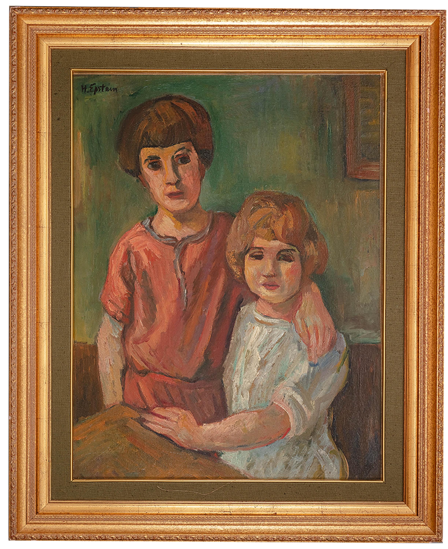dwoje-dzieci-ok-1924-r-henryk-epstein-974190