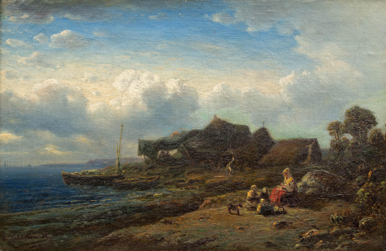 przy-brzegu-eduard-hildebrandt-1031024