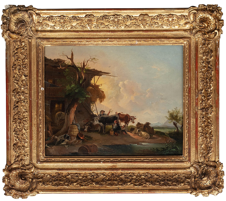 w-zagrodzie-malarz-nieokreslony-1320340