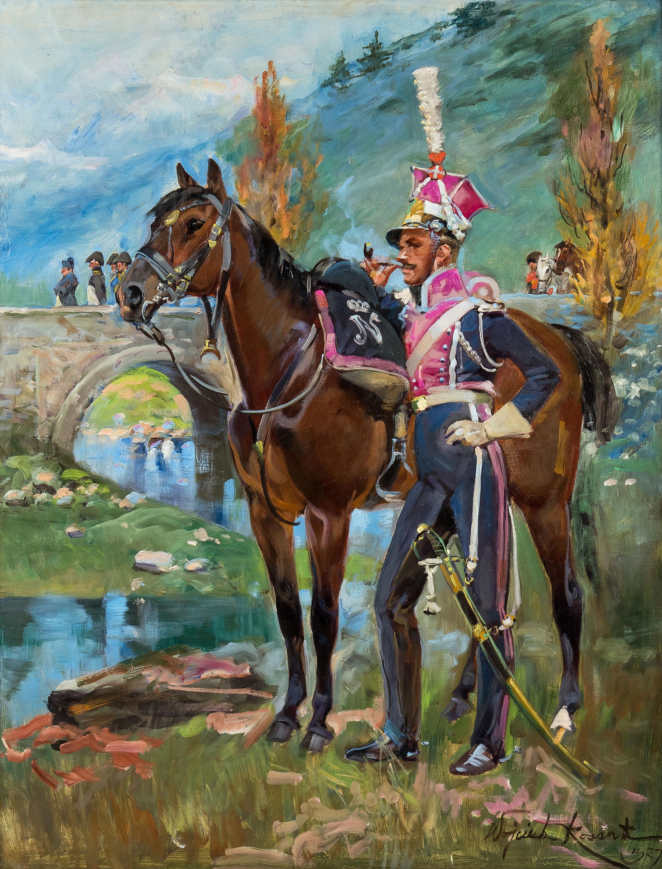 napoleon-pod-somosierra-1927-r-wojciech-kossak-1549677