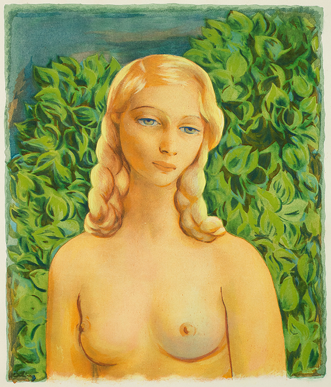 provence-jean-giono-paris-1954-r-mojzesz-kisling-1088497