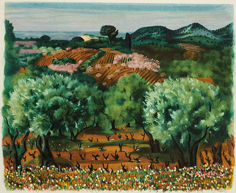 provence-jean-giono-paris-1954-r-mojzesz-kisling-1166589