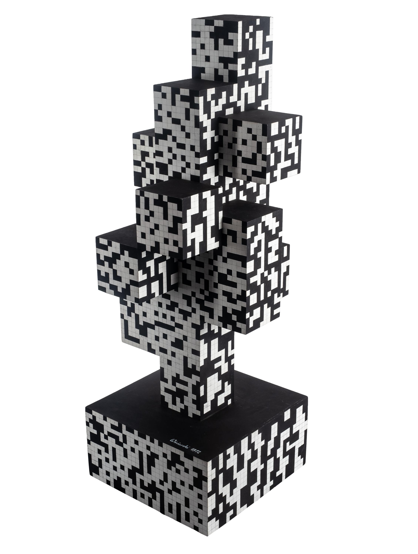 Ryszard Winiarski | Obiekt przestrzenny, 1972