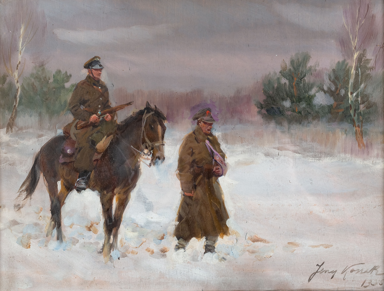 patrol-ulanski-1935-r-jerzy-kossak-1691641