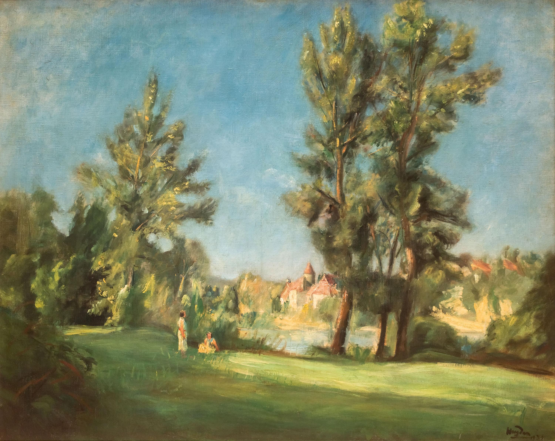 w-parku-1931-r-henryk-hayden-1707006