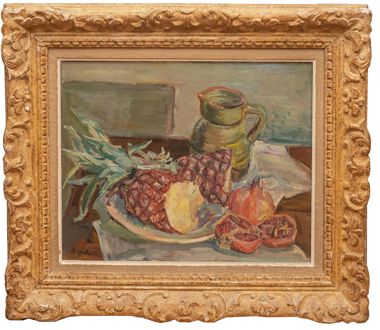 martwa-natura-z-ananasem-henryk-epstein-2436121