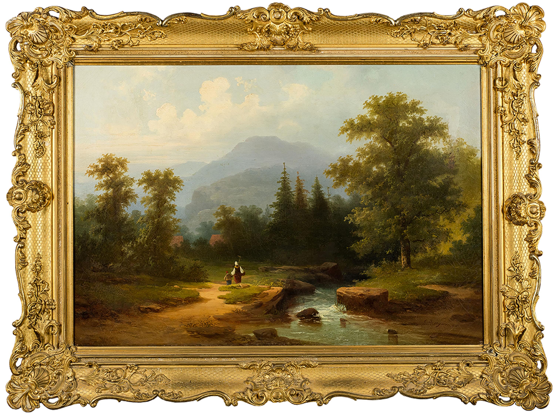 droga-nad-strumieniem-1865-r-colestin-brgner-1328835