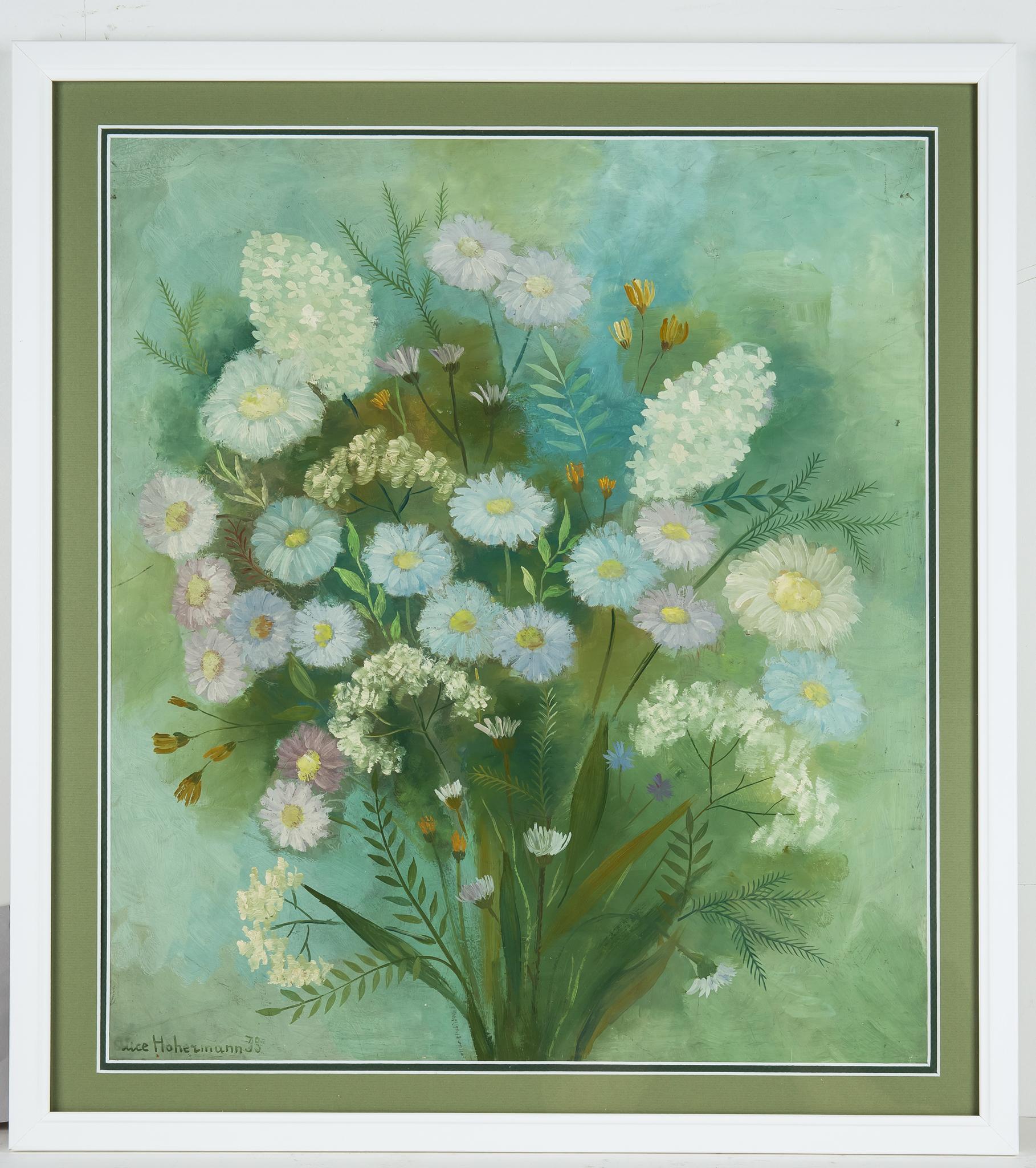 Alicja Hohermann | Bukiet kwiatów, 1938 r.