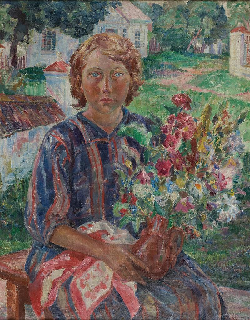 Helena Teodorowicz-Karpowska | Portret kobiety