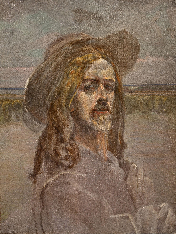 Jacek Malczewski | Autoportret