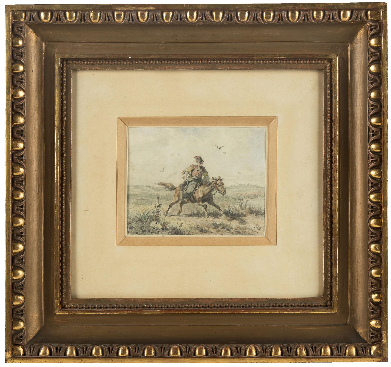 kozak-jadacy-przez-step-1864-r-jozef-brandt-1116198