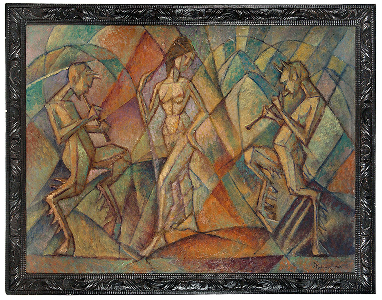 tancerka-i-grajace-fauny-1925-r-jerzy-hulewicz-1271321
