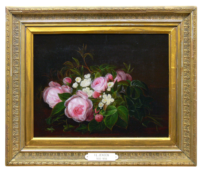 krąg Johana Laurentza Jensena | Kwiaty