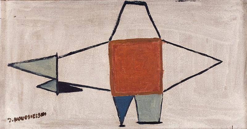 Martwa natura, 1947 r. - 2