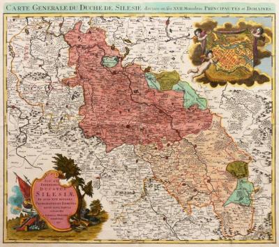 Covens & Mortier (1721-ok. 1862) Sup.s et Inferioris Ducatus Silesiae?