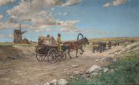 Na wiejskiej drodze