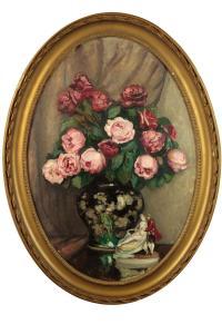 Peonie, 1924 r.