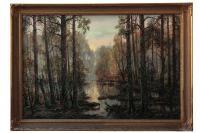Mokradła leśne, 1958 r.