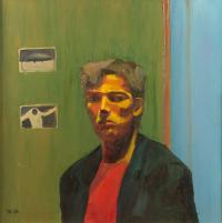 Portret męski, 2002 r.