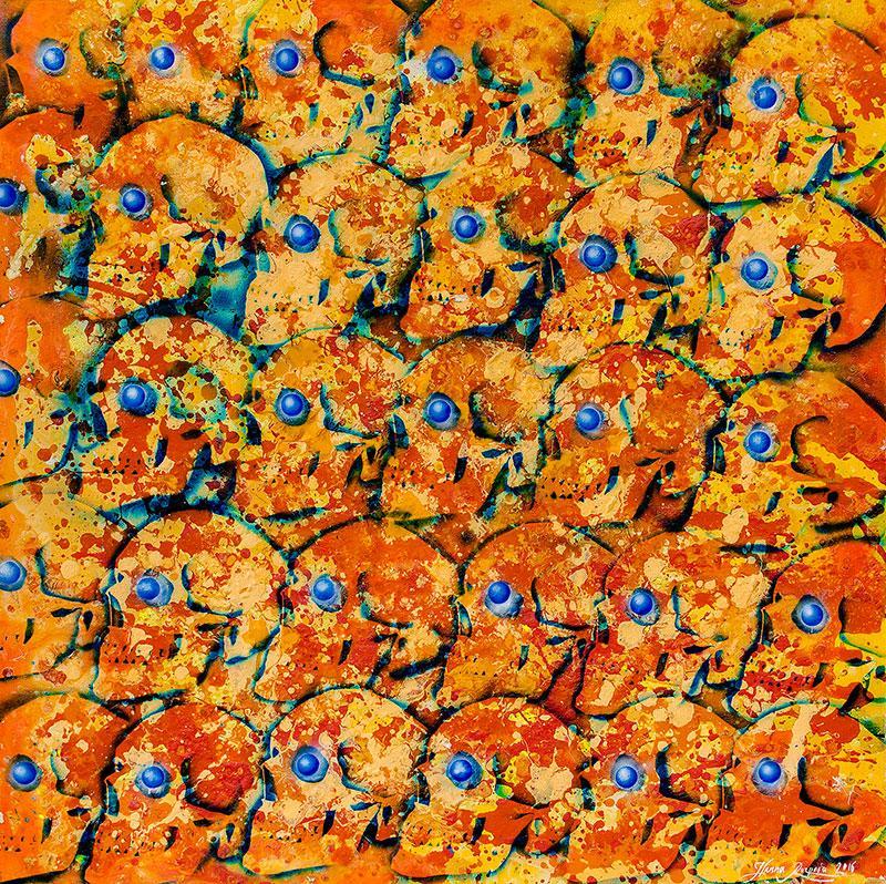 Czerwone czaszki, 2016