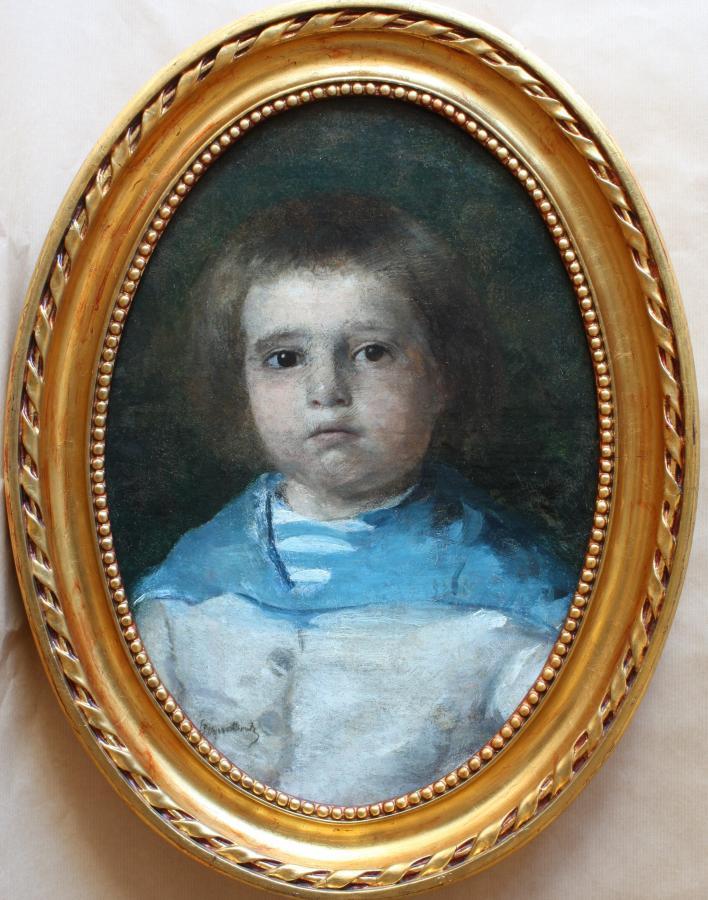 Portret Juliana Dobrzańskiego