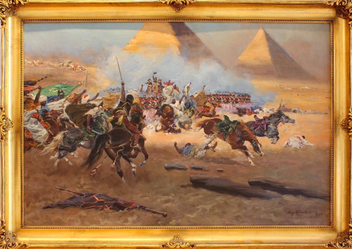 Bitwa pod piramidami