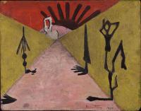 Cienie, 1950