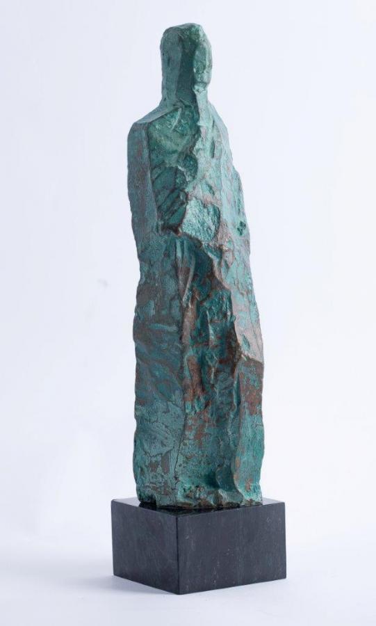 Szymanowski - szkic do pomnika zrealizowanego w Słupsku w latach 1969 / 1970, 2015