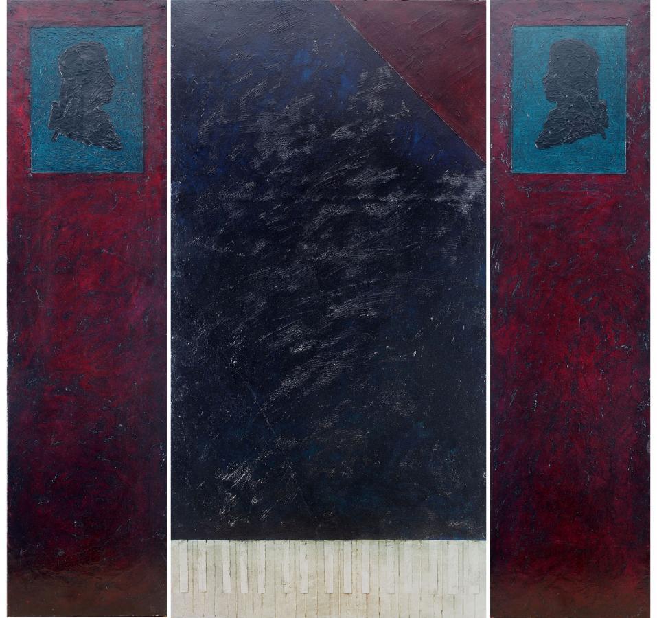 Mozart, tryptyk, 1991