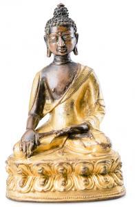 Budda Sakjamuni, Tybet, 16 w.