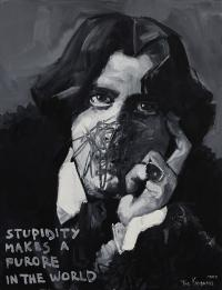 Głupota robi furorę w świecie - Oskar Wilde z cyklu