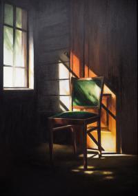 Zielone krzesło, 2016