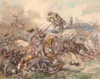 Cherubin Gniewosz w bitwie pod Suczawą w 1497 r.