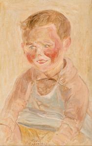 Chłopiec w fartuszku (Petit garçon), ok. 1920 r.