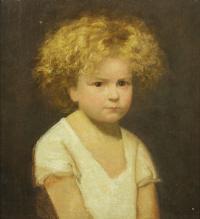 Portret dziecka