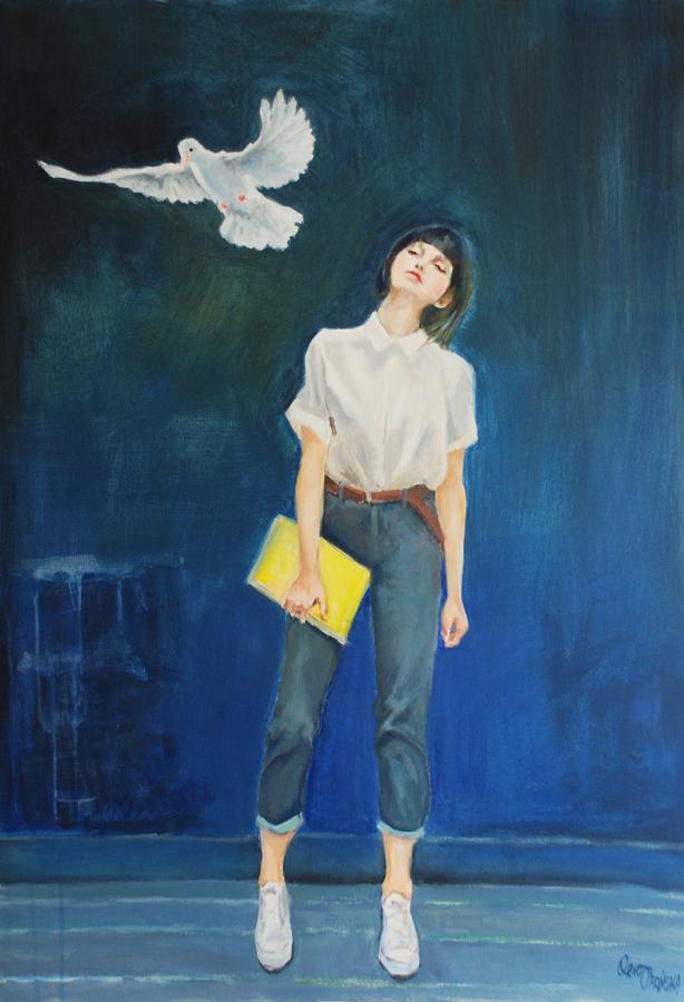 Follow the Pigeon, 2016