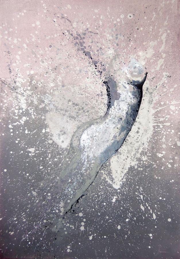 Splash woman 2, 2016