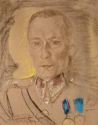Portret Franciszka Maciaka, 1934 r.