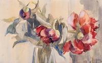 Kwiaty, 1924 r.