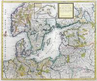 A New Map of the Baltick & c. Shewing all the dominions about it?