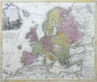 Europa delineata juxta observationes?