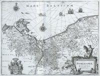 Pomeraniae Ducatus tabula