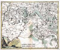 Des Königreichs Preussen ostsüdlicher Theil Nro. 52