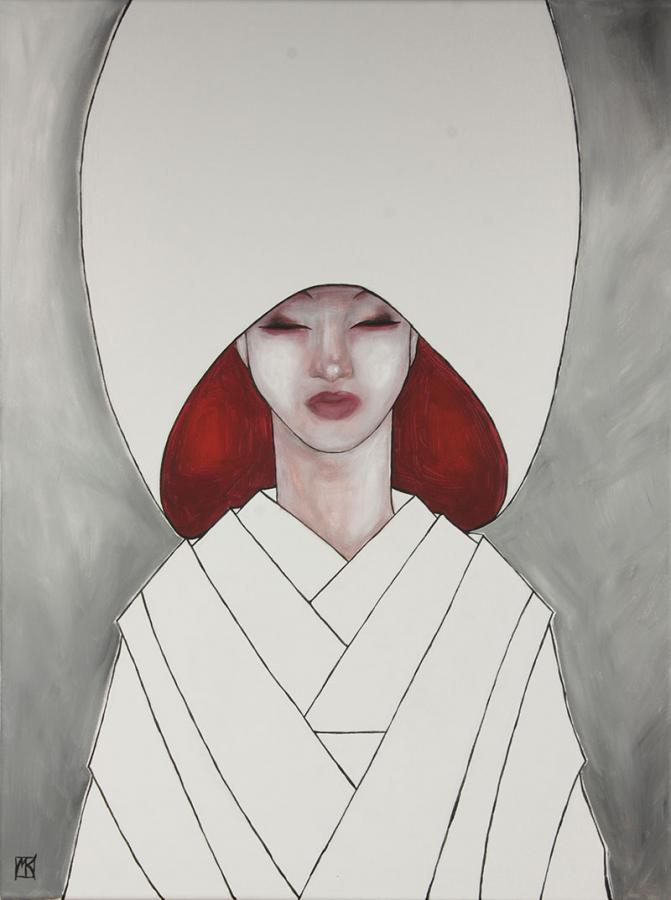 Japanese Bride IV, 2016